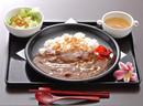 お肉たっぷり茶蔵ビーフカレー ¥880