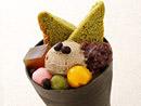 ほうじ茶パフェ ¥750
