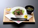 山形牛ステーキ丼 ¥1500