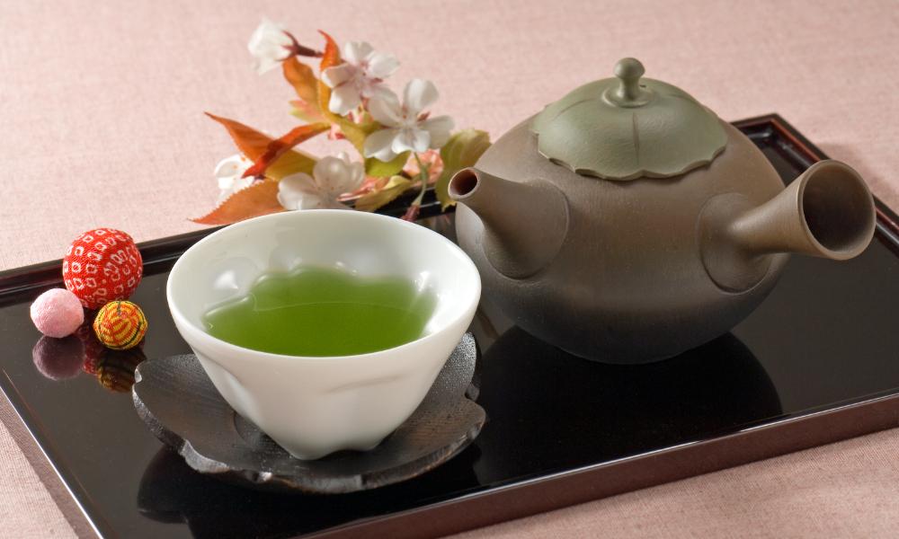 商品案内-お茶