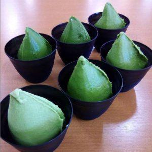 抹茶ジェラート6種
